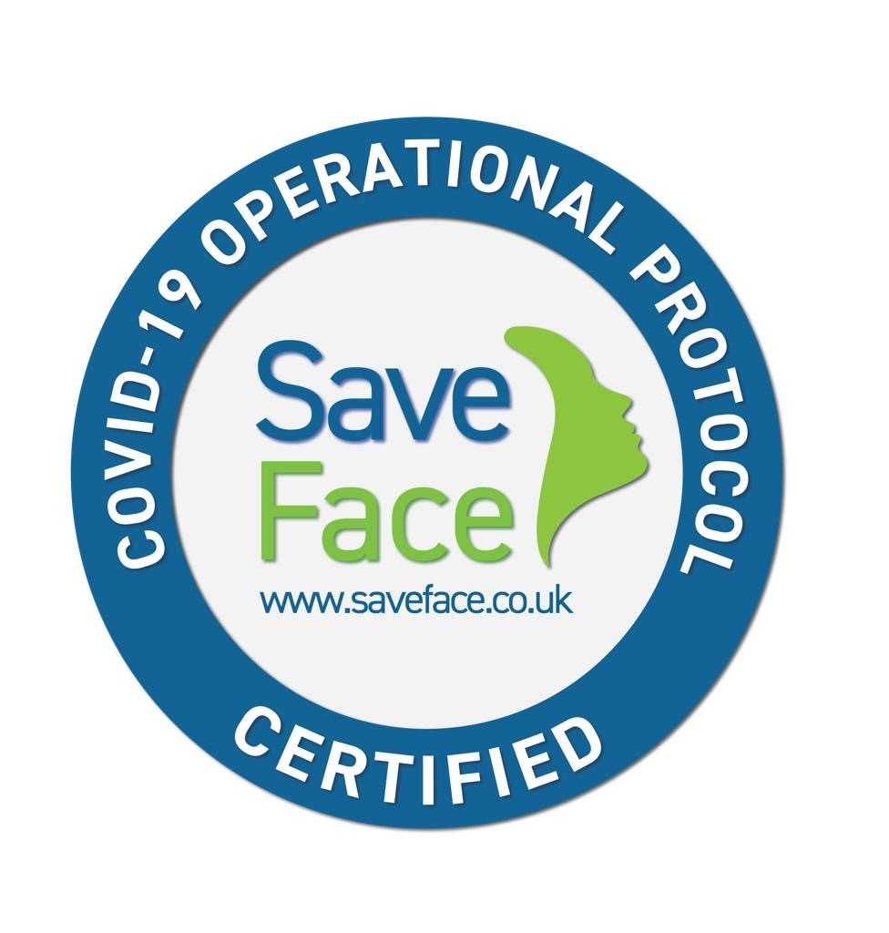 Save Face Certified